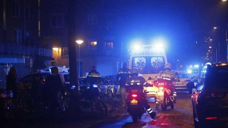 Πυροβολισμοί στο Άμστερνταμ: Πολλά θύματα λέει η αστυνομία