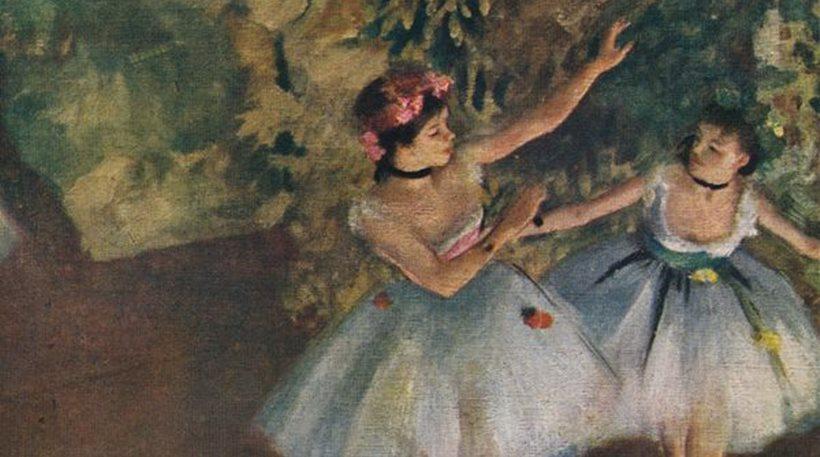 Ο πίνακας του Ντεγκά «Στα παρασκήνια» θα δημοπρατηθεί στο Λονδίνο