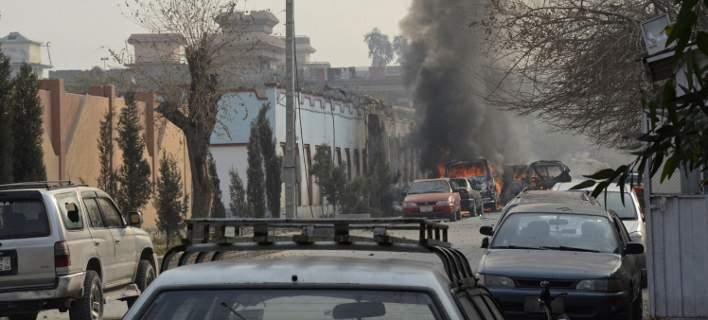 Ισχυρή έκρηξη στην Καμπούλ σε περιοχή με πολλές πρεσβείες