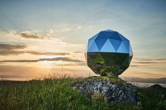 Δορυφόρος ντισκομπάλα εκνευρίζει τους αστρονόμους