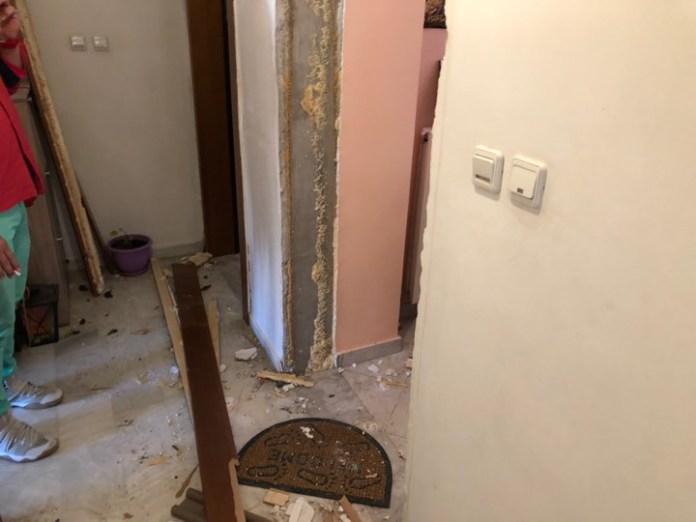 Λάρισα: Έκρηξη σε διαμέρισμα από γκαζάκι
