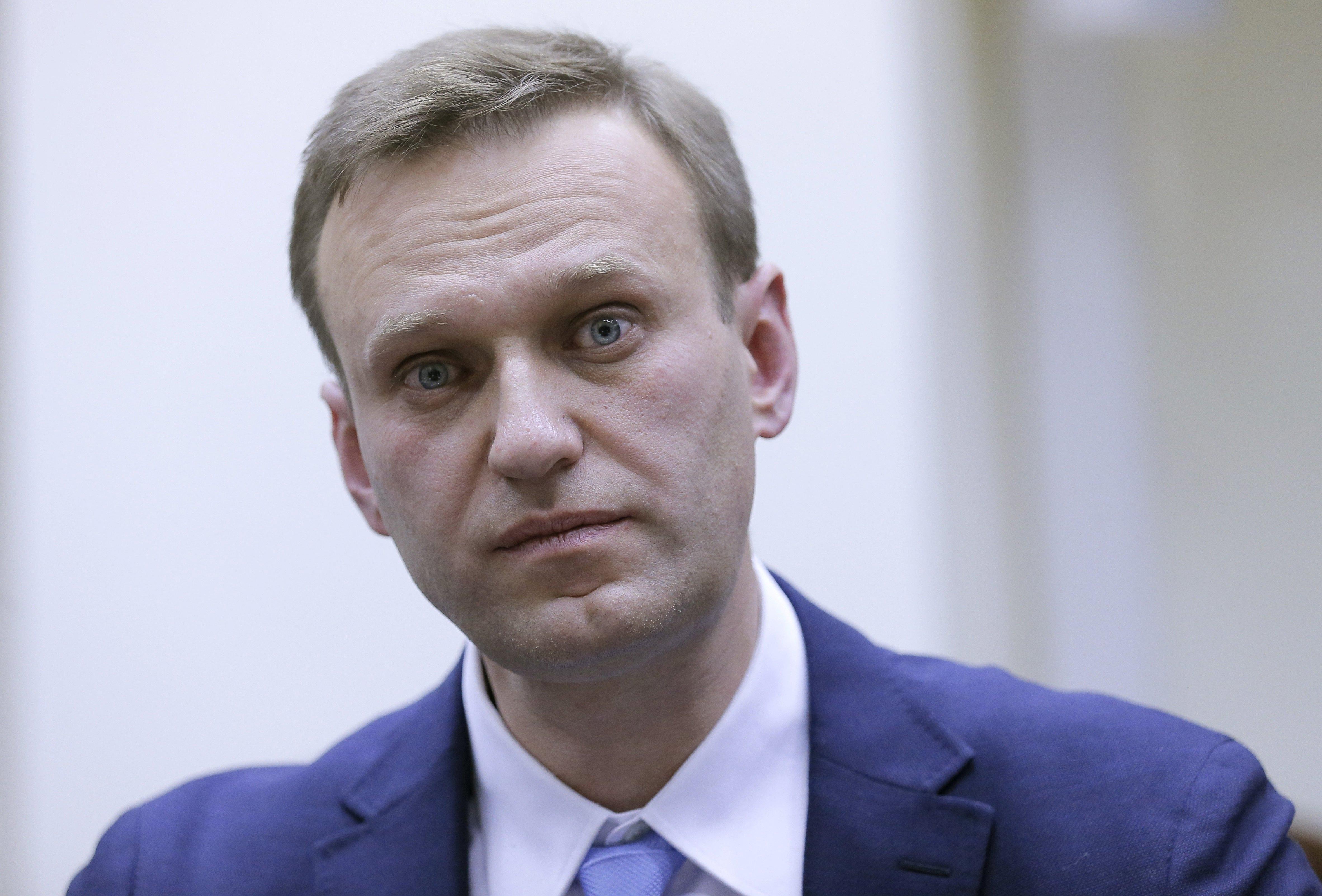 Ρωσία: Αφέθηκε ελεύθερος ο Αλεξέι Ναβάλνι