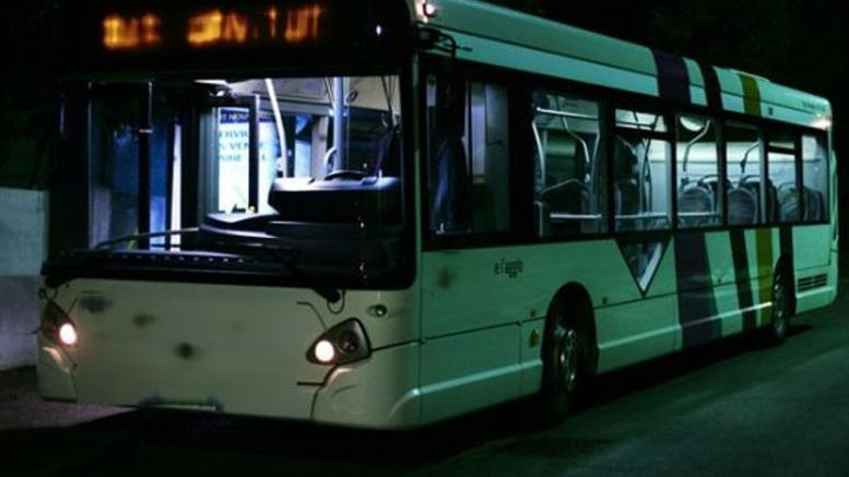 Περιπέτεια για 50 εκδρομείς σε τουριστικό λεωφορείο