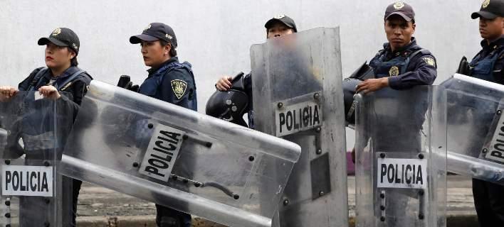 Ματωμένο Σαββατοκύριακο στο Μεξικό: Τουλάχιστον 25 δολοφονίες