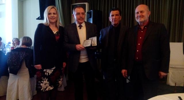 Βραβεία ανθρωπιάς από το Σύλλογο Νεφροπαθών
