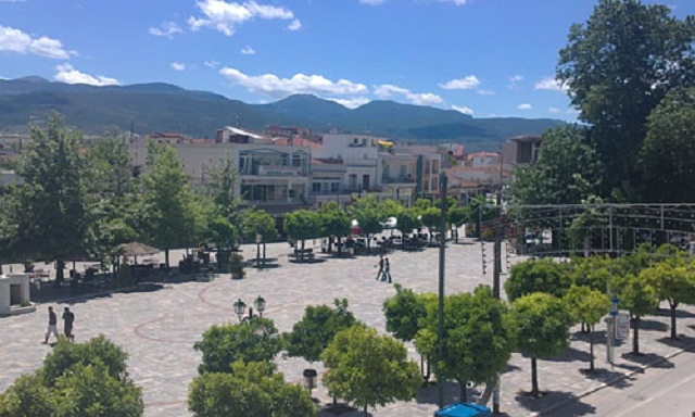 Σύμβαση για την εκπόνηση μελετών για αστικές αναπλάσεις