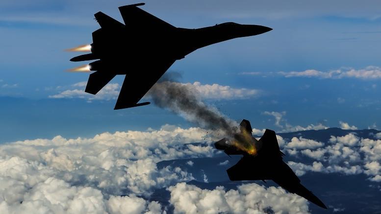 «Θερμό» επεισόδιο στη Μαύρη Θάλασσα με μαχητικά Ρωσίας και ΗΠΑ