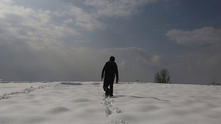 Μαρόκο: Ασυνήθιστες χιονοπτώσεις στην έρημο