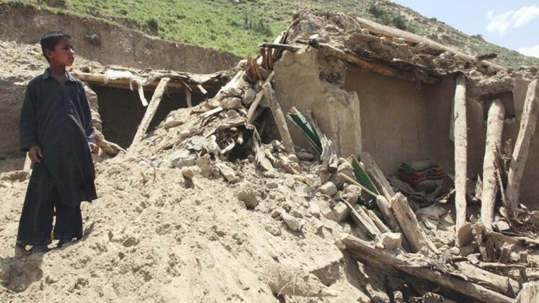 Σεισμός 6,1 Ρίχτερ στην Καμπούλ