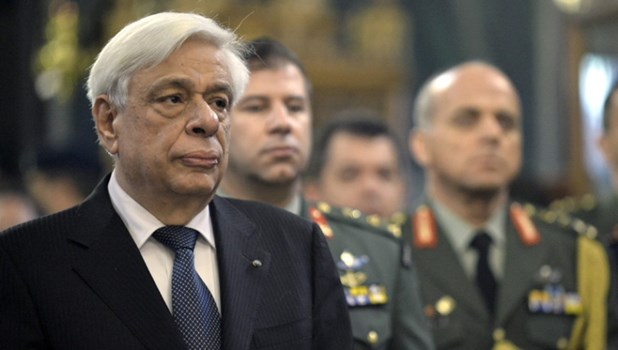 Σε 1η Στρατιά και ΑΤΑ ο Πρόεδρος της Δημοκρατίας