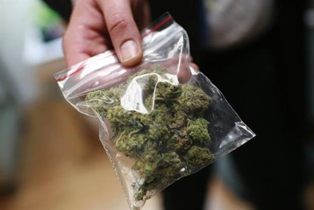 Αστυνομικός σκύλος βρήκε τα ναρκωτικά στο σπίτι 34χρονου
