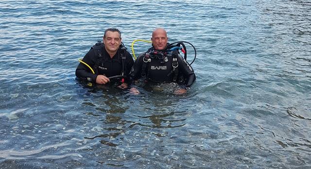 Ετοιμος για υποβρύχιους γάμους ο Δήμαρχος Αλοννήσου!