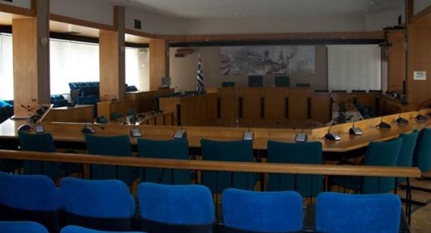 Ανω - κάτω το Περιφερειακό Συμβούλιο Θεσσαλίας
