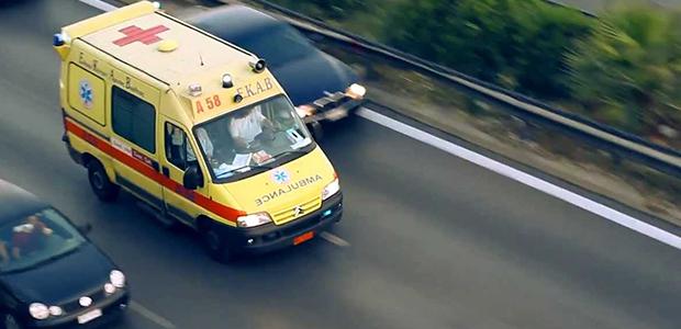 Θανάσιμος τραυματισμός 77χρονου στη Σούρπη