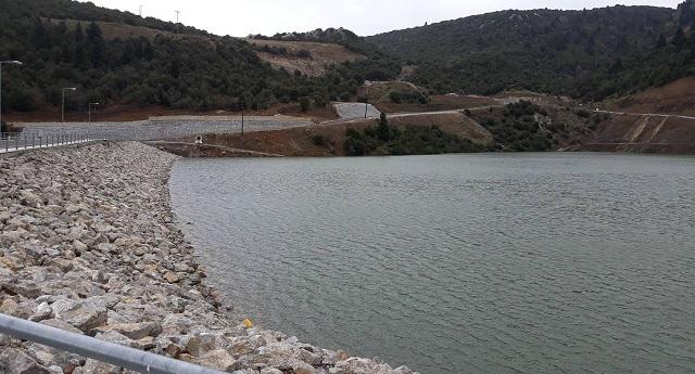 Εργο ζωής για 9 οικισμούς του Δήμου Αλμυρού το φράγμα Μαυρομάτι