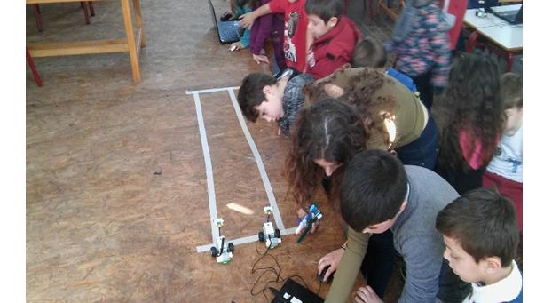 Η Εκπαιδευτική Ρομποτική πήγε στα χωριά του Αν. Πηλίου