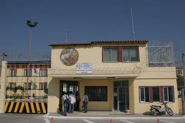 Αιφνίδιος θάνατος 26χρονου στις φυλακές Λάρισας