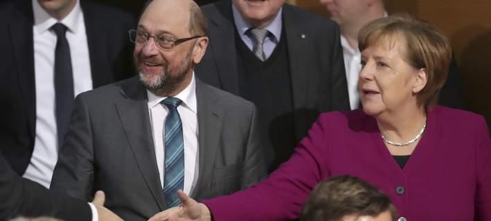 Γερμανία: Στην τελική ευθεία οι διαπραγματεύσεις για μεγάλο συνασπισμό, αλλά παραμένουν διαφωνίες