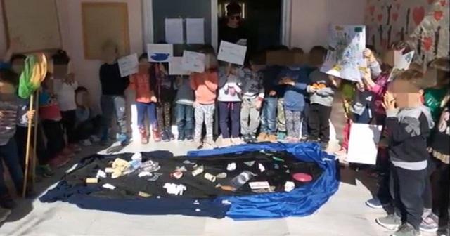 Λιλιπούτειοι μαθητές ανέλαβαν δράση για την Κάρλα [βίντεο]