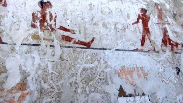 Σπουδαία αρχαιολογική ανακάλυψη στην Αίγυπτο [Βίντεο]
