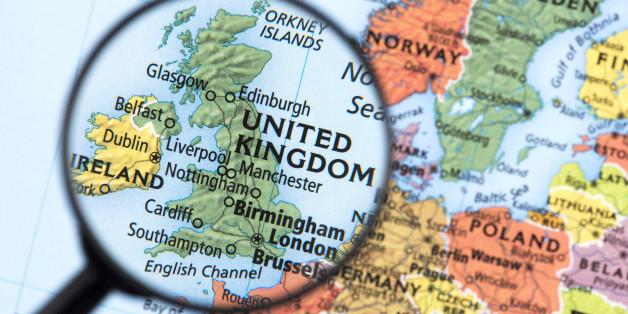 Γνωρίζετε ποια η διαφορά ανάμεσα στην Μεγάλη Βρετανία, το Ηνωμένο Βασίλειο & την Αγγλία;