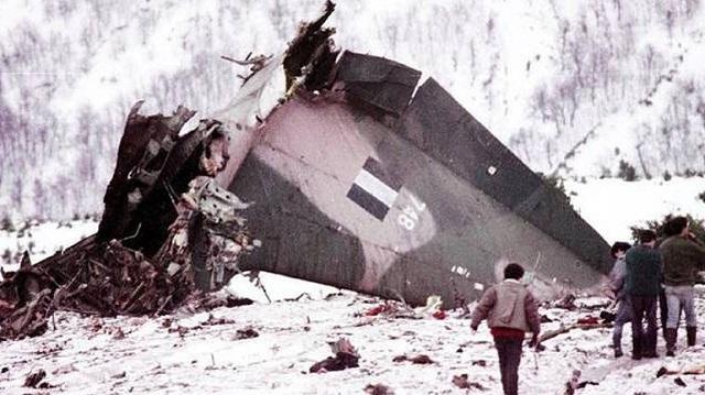 27 χρόνια από την συντριβή του C-130 στην Οθρυ με 63 νεκρούς