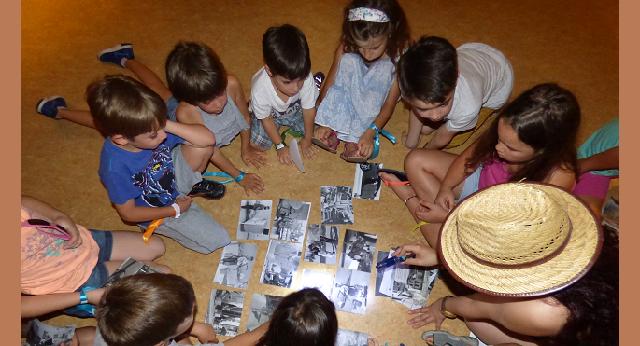 Παίζουμε και μαθαίνουμε στο Μουσείο