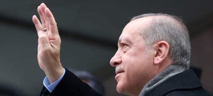 Ερντογάν: Δεν θα πάρουμε αμυντικά συστήματα από το εξωτερικό, θα φτιάξουμε δικά μας
