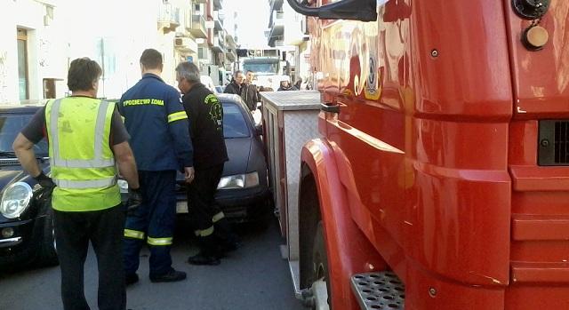 Κυκλοφοριακό χάος στη Γαλλίας εξαιτίας διπλοπαρκαρίσματος