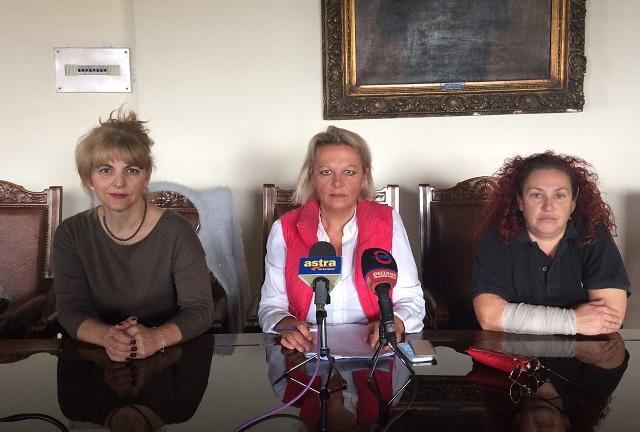 Η ΔΑΣ -ΟΤΑ για την αθώωση Εύης Καρυδάκη και Θ. Τσαλούχα