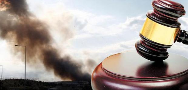 «Καμπάνα» για ρύπανση της ατμόσφαιρας από το Τριμελές Πλημμελειοδικείο Βόλου