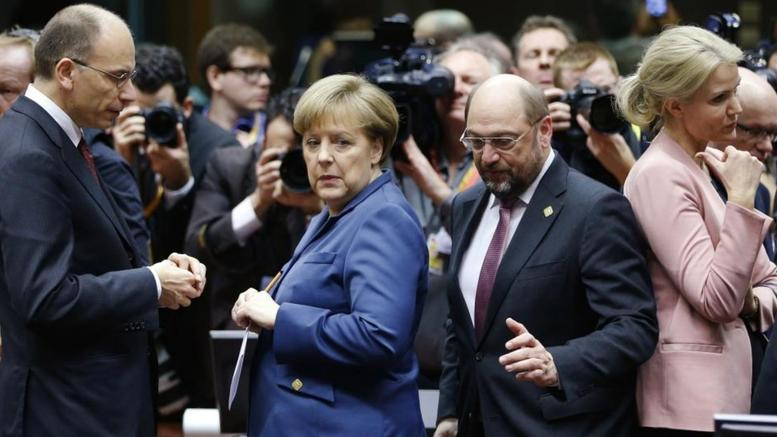 DW: Απροσδόκητα κερδισμένο το SPD στη Γερμανία