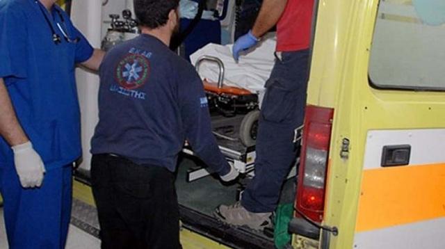 Φορτηγό παρέσυρε άνδρα στην Ελασσόνα