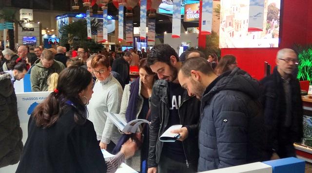 Ο προορισμός Volos Pelion στην έκθεση τουρισμού του Βελγίου