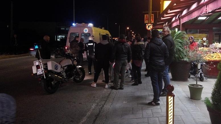 Μοτοσικλέτα παρέσυρε έγκυο στην εθνική Πατρών - Αθηνών