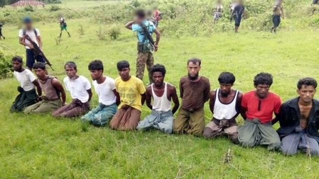 Μιανμάρ: Συνελήφθηκαν δημοσιογράφοι που ερευνούσαν τη σφαγή δέκα Ροχίνγκια