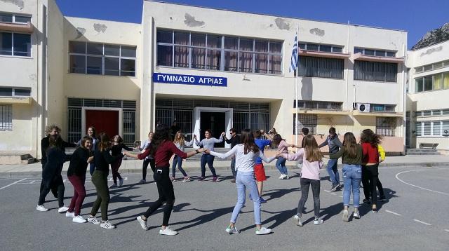 Το «τσίκνισαν» στο Γυμνάσιο Αγριάς
