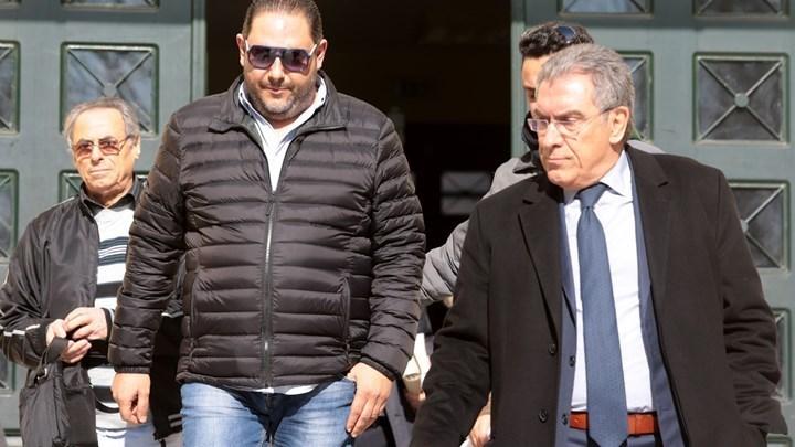 Ποινή φυλάκισης 8 μηνών στον Στέλιο Διονυσίου για το περιστατικό με τον αστυνομικό