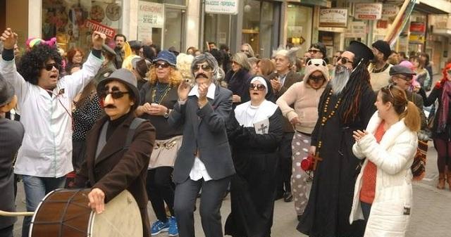 Μπουρανί και μπουλούκια σε Τύρναβο και Λάρισα