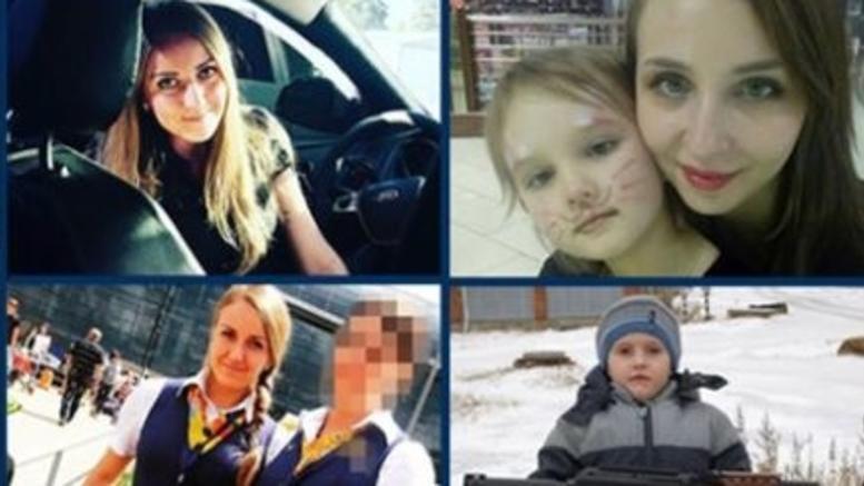 Tα πρόσωπα της αεροπορικής τραγωδίας στη Ρωσία