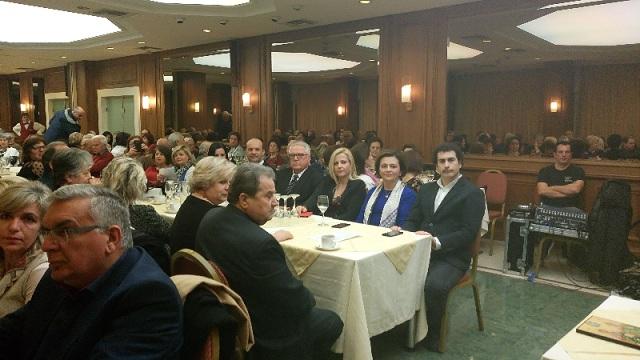 Εκδήλωση της ΕΚΠΟΛ της Περιφέρειας Θεσσαλίας και της Τοπικής Ομάδας Βόλου της AEDE