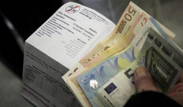 Πάνω από 100 εκατομμύρια ευρώ οφείλουν οι Κρητικοί στην ΔΕΗ!