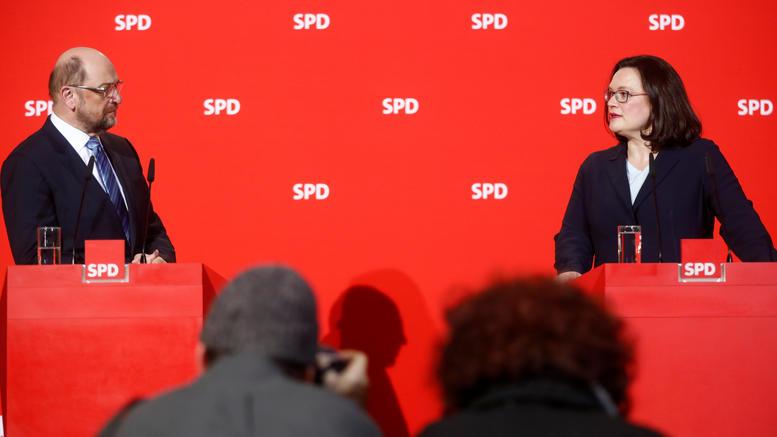 Σήμερα η εκλογή της πρώτης γυναίκας προέδρου στο γερμανικό SPD