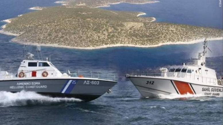 Τουρκικό σκάφος εμβόλισε σκάφος του Λιμενικού στα Ίμια