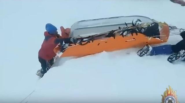 Από το κρύο έχασαν τη ζωή τους οι δύο Σκοπιανοί ορειβάτες στο Καϊμακτσαλάν