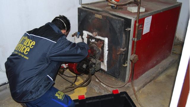 Σεμινάριο για τη συντήρηση και επισκευή καυστήρων και λεβήτων