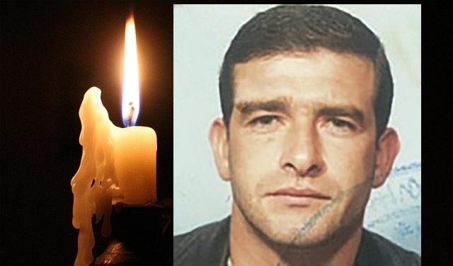 Θλίψη για την απώλεια του 43χρονου Ιωάννη Μπαστούνη