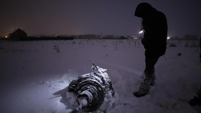 Ρωσία: Που οφείλεται η συντριβή του ΑΝ-148 στην Μόσχα