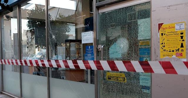 Ανάληψη ευθύνης για επιθέσεις σε γραφεία του ΣΥΡΙΖΑ και στα ΕΛΤΑ