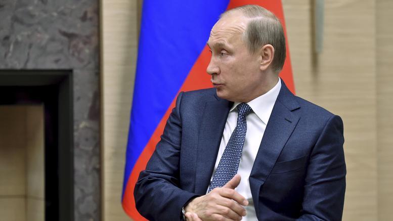 Επίτιμος διδάκτωρ του Πανεπιστημίου Πελοποννήσου ο Πούτιν